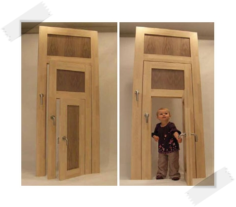 C mo hacer puertas de madera imagui - Como barnizar una puerta de madera ...