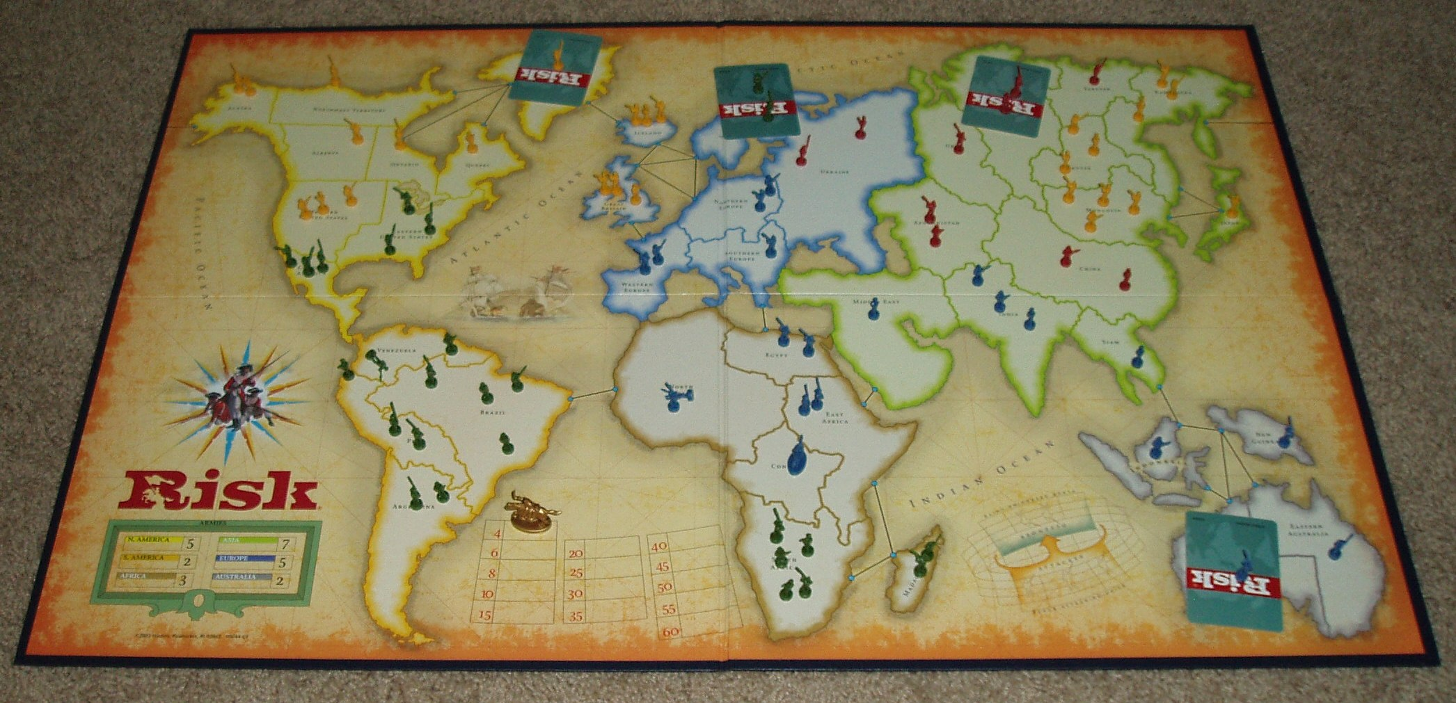 El Mundo En Tus Manos Mapas Que Estan Detras De Los Juegos De Mesa